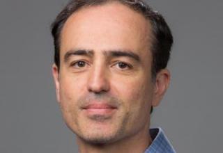 Portrait of Nicolas Cassar, profesor at Nicholas School of the Environment