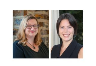 Jen Darragh and Sophia Lafferty-Hess are Senior Data Management Consultants at Duke Libraries