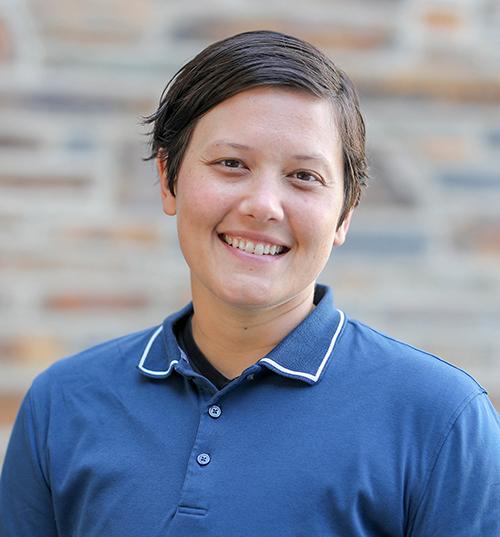 Headshot of Jenny Ariansen